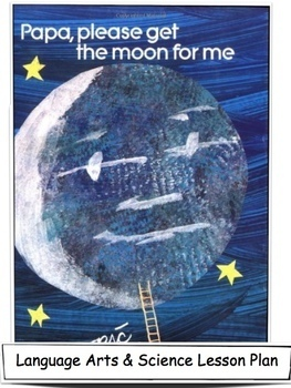 """Moon Phases & Changes LP """"Papa, Please Get The Moon For Me""""- K-2"""