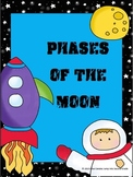 Moon Phases- Colorful Posters!