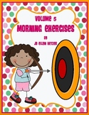 Morning Exercises - {Morning Work ~ Volume 5}