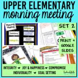 ~Morning Meeting Made Easy Set 2 (theme-based)~