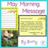 June Morning Message- Morning Work / Reading, Editing, CCS