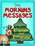 Morning Messages RF.1.3 RF 1.4 L.1.2 RF.2.3 RF.2.4 L.2.2