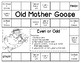 Mother Goose Game--Even/Odd Numbers