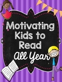 Motivating Students to Read {All Year}