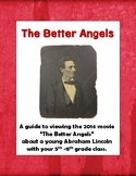 Movie Guide: The Better Angels - about a young Abraham Lincoln