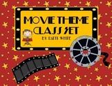 Movie Theme Class Set