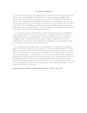Mr. Hanson's Dilemma-- A lawyer's nightmare