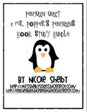 Mr. Popper's Penguins Book Study and Penguin Unit Bundle