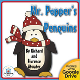Mr. Popper's Penguins Novel Study Unit