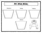Mrs. Wishy Washy Story Map