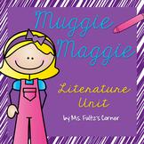 Muggie Maggie (Beverly Cleary) Literature Unit/Book Club