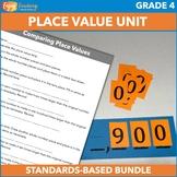 Place Value Unit - Grade 4