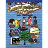 Multiple Intelligence Activity Book