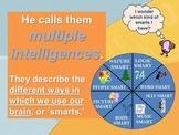 Multiple Intelligence (MI) SMARTboard (Primary/Elementary)