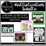 Multiplication Bundle {Everything to memorize those multip