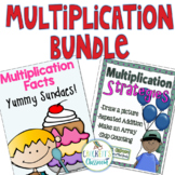 Multiplication Bundle; Strategies and Fact Mastery