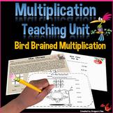 Bird Brained Multiplication