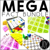 Math Facts Bundle - Addition, Subtraction, Multiplication,
