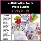 Multiplication Facts Yearly Starter Kit