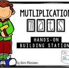Multiplication Math Maths [a hands on building station]