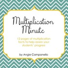 Multiplication Minute