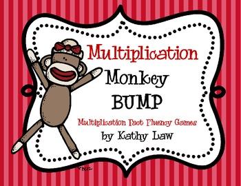 Multiplication Monkey BUMP