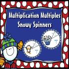 Multiplication Multiples ~ Interactive Notebook Center