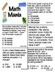 Multiplication Quiz Bowl Review