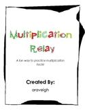 Multiplication Relay