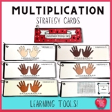 Multiplication Strategy Cards