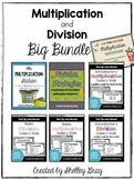 Multiplication and Division BIG BUNDLE