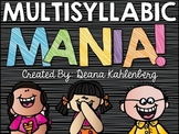 Multisyllabic Mania