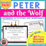 'Peter and the Wolf'