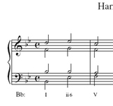 Music Theory Harmonic Dictation 1