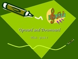 Music: Upward and Downward Introduction PP