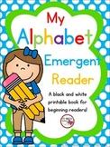 My Alphabet Book Emergent Reader