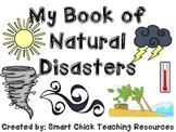 My Book of Natural Disasters...Note-Taking and Research Practice