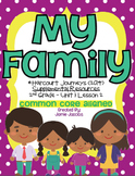 My Family (®Journeys - Lesson 2)