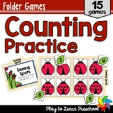 My First Counting Games - 15 Number Identification and Cou