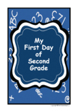 My First Day in Second Grade Poem