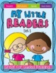 Printable Readers - My Little Readers Set 1 - Guided Reading
