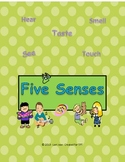 My Five Senses Mini-Pack