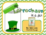 My Leprechaun in a Jar: St. Patrick's Day Writing and Craftivity