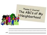 My Neighborhood Journal