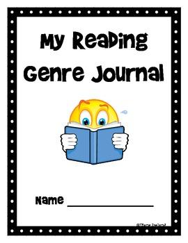 My Reading Genre Journal