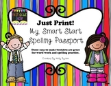 My Smart Start Spelling Passport