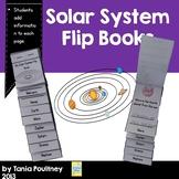 My Solar System Flip Book