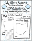 My State Reports By Johnson Creations