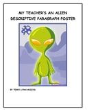 My Teacher is an Alien Descriptive Poster