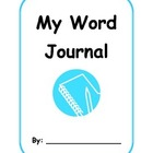 My Word Journal
